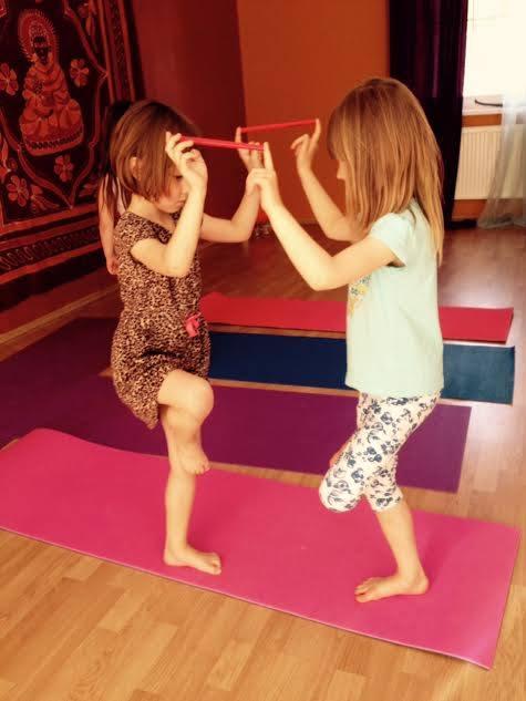 detska joga